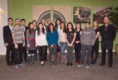 【西雅图城市大学活动】创行团队彩排活动