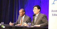 教育部留学服务中心组团参加美国国际教育管理者协会2014年年会