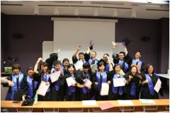 法国诺欧零售管理硕士学员赴法参加毕业典礼
